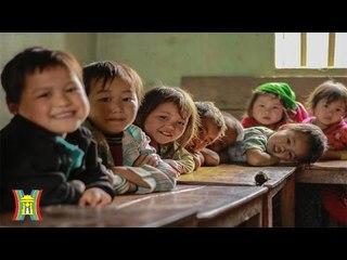 """""""Gói"""" hơi ấm thủ đô gửi trẻ nhỏ vùng cao   HanoiTV"""
