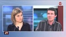 Marche contre les pesticides : Interview de Coste-Chareyre