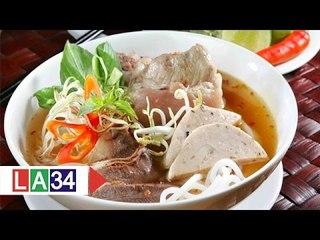 Cách nấu bún bò Huế cực thơm ngon | LATV