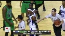 NBA referee comes out as gay, after Rajon Rondo hurls anti gay slur at him!