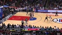 DeAndre Jordan Amazing Alley-oop Dunk _ Nets vs Clippers _ February 29, 2016 _ NBA 2015-16 Season