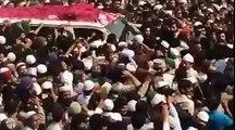Ghazi-E-Islam Ghazi Malik Mumtaz Qadri Aasiq Ka Janaza Ha Zara Dhoom Sy Nkly