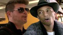 Robin Thicke & Pharrell $7.3 Million Lawsuit -- 'Blurred Lines' Was Ruled a Rip-Off