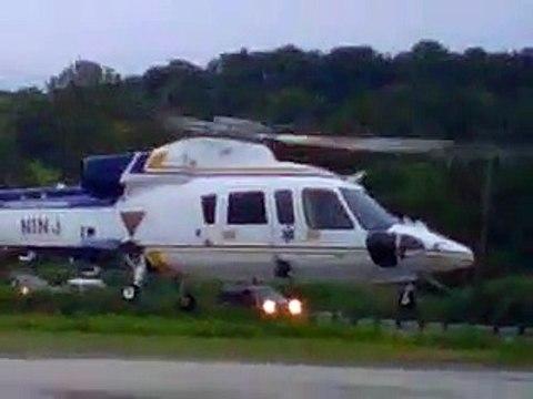 NorthSTAR take off in Vernon