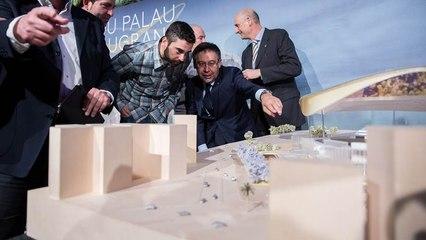 El nuevo Palau será una joya arquitectónica
