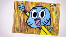 Cartoon Network UK HD Imagination Studios Ben Bocquelet Promo 2
