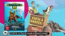 Le 18h de Télénantes : le Tour du monde en 80 jours