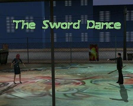 The Sword Dance