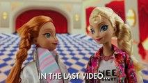 Elsa Freezes Hans Does He Get Unfrozen? DisneyToysFan