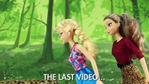 Annas Fire Powers Burn Evil Cousin Asle after Elsa is Kidnapped. DisneyToysFan