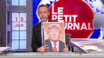 Best Of - le Petit Journal du 01/03 - CANAL+