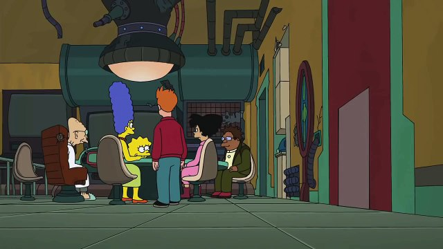 THE SIMPSONS Why you little from Simpsorama ANIMATION on FOX - Simpsons Full Episode