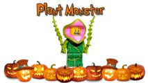 Lego Halloween Minifigures Series 14 with new Lego Box for 16 Minifigures Review