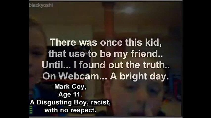 Racist 11 Year Old Kid, Disgusting! *WATCH*