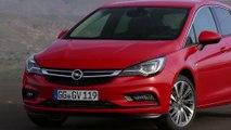 The new 2016 Opel Astra - Exterior Design Trailer