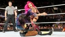 Sasha Banks vs Naomi   SmackDown Latino ᴴᴰ