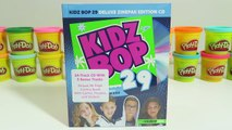 Kidz Bop 29 ZinePak Unwrapping Shopkins Season 3 Party & Rock Out with Kidz Bop Tunes!