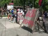 3 cops hurt as demolition  plan in QC turns violent