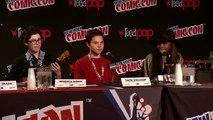 Steven Universe-Rebecca Sugar ❣ and Estelle ❣ Comic Con I Cartoon Network (FULL HD)