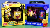 Toy Surprise Easter Eggs Spongebob Disney Winnie the Pooh by Disney DC toys Collector