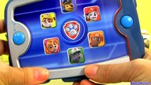 Paw Patrol Ryders Puppy Pad with Chase, Marshall, Skyle, Rocky, Zuma, Rubble Nickelodeon toys