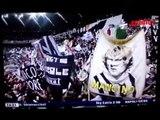 Juventus Atalanta 3 1 Buffon canta Inno Juventus con i tifosi allo stadio scudetto campion