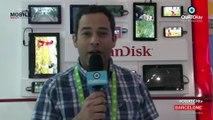 la minute MWC S03E20 : SanDisk UHS-II : des cartes SDXC trois fois plus rapides en lecture
