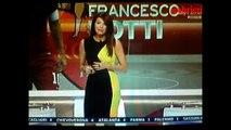 Juventus Roma 3 2 Totti nervoso per gli episodi: devono fare un campionato da soli