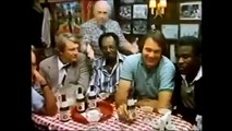 Miller Lite Commercial With Red Auerbach & Boston Celtics (1979)