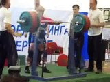 Andrey Belyaev 400Kg squat at 100Kg