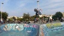 Amazing Trap bmx - bike stunts montage