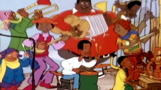 Fat Albert and the Cosby Kids - One World