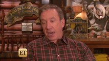 EXCLUSIVE: See Home Improvement Stars Tim Allen and Patricia Richardson Reunite on Last Man S