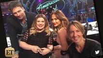 Ryan Seacrest Gets Nostalgic About Kelly Clarksons American Idol Win