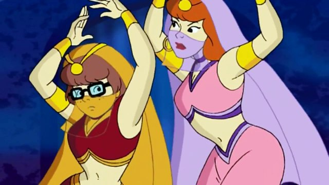 Whats New Scooby Doo Mummy Scares Best: The Fatima Sisters