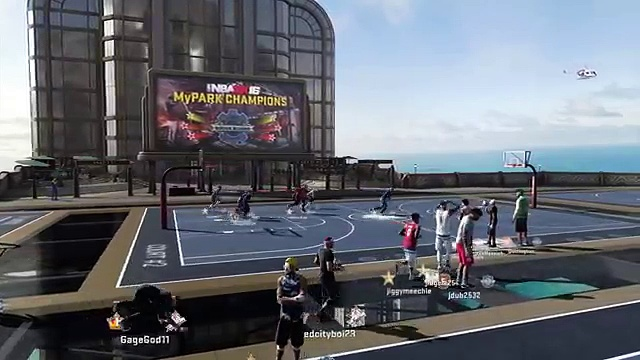 NBA 2K16 REP BOOST & RED ROPE (News World)