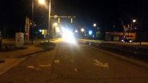CSX Fayetteville NC Q409 Freight Train