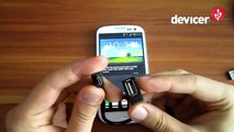 Samsung Galaxy S4 - Using USB OTG Cable - Vidéo dailymotion