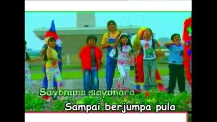 Gelang Sipaku Gelang - Sayonara - Artis Cilik GNP