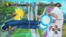 [Naruto Storm] All☻Rasengan☻/♣Chidori ♣ {Cinématiques Jutsus}