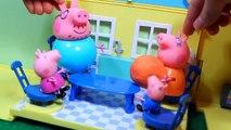 Куклы Барби и Штеффи Свинка Пеппа Рожает Делает Укол на русском все серии подряд мультики Peppa Pig
