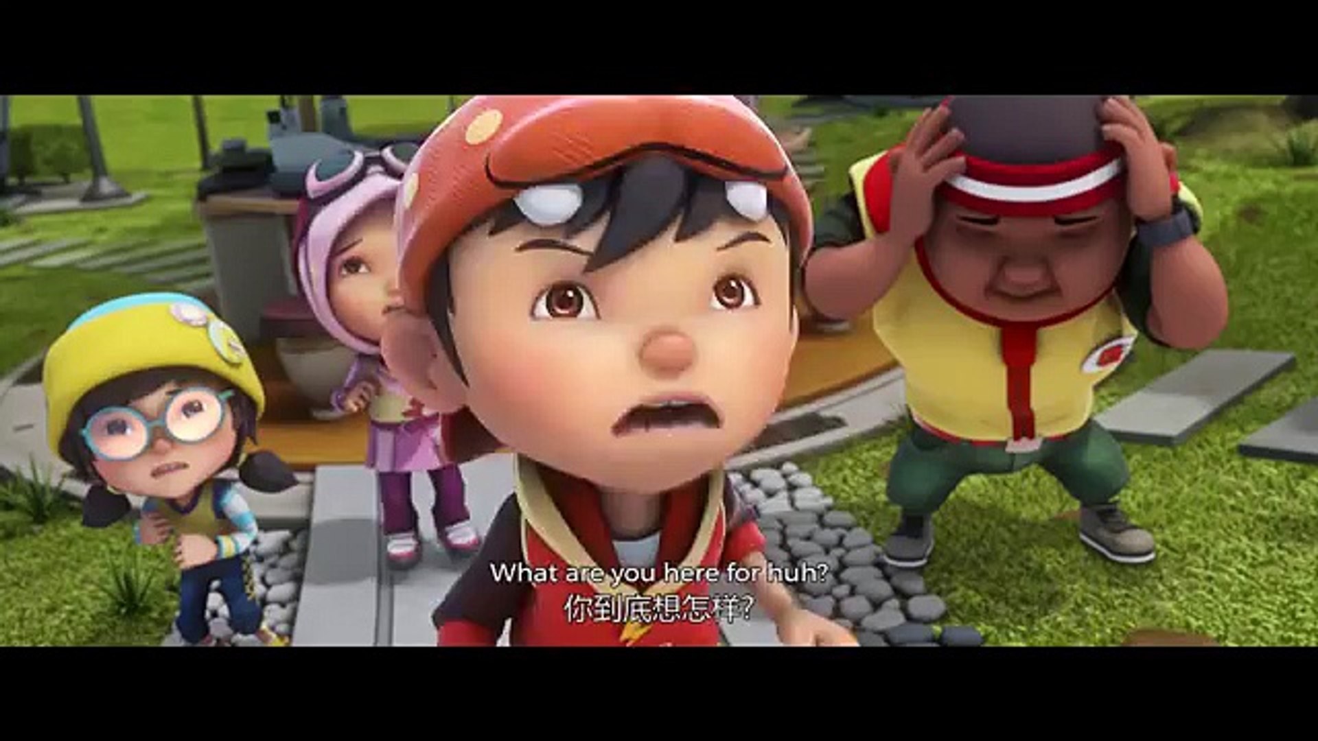 Watch BoBoiBoy: The Movie Full Movie [Please Click Link In DESCRIPTION to Watching Full Movie]