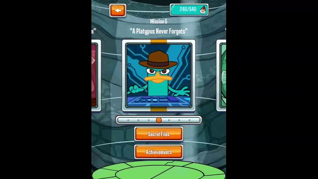 Wheres My Perry? Walkthrough Mission 5: A Platypus Never Forgets