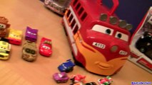 Cars Trev Diesel Storage Carrying Case Micro Drifters Cars 2 Mini Adventures Carry Case Disney Pixar