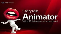 CrazyTalk Animator Tutorial - Turn Your Photo into Animated Character