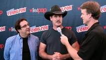 Wabbits Jeff Bergman (Bugs Bunny) & Gary Hartle (Producer) Interviewed at NYCC
