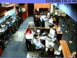 Police release bank robbery fatal shootout video