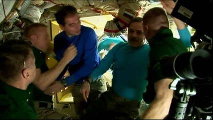 Expedition 46 Lands Safely to complete One Year Mission