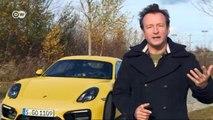 Fin to drive: Porsche Cayman GTS   Drive it!