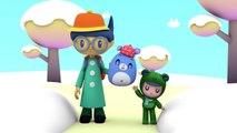 Мультфильмы для Детей - Руби и Йо-Йо - Коньки